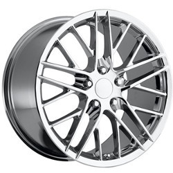 Wheel Replicas 2009 ZR1 Chrome 18X9 5-120.7 Wheel