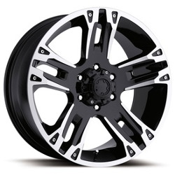 Ultra 234B MAVERICK Black Wheel