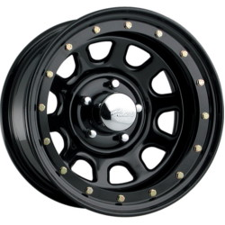 Pacer 252B STREET LOCK Black 15X8 5-114.3 Wheel