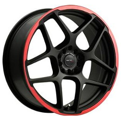 Drifz 301B MONOBLOCK Black 20X9 5-114.3 Wheel