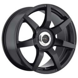 Drifz 305B Black 17X8 5-112 Wheel