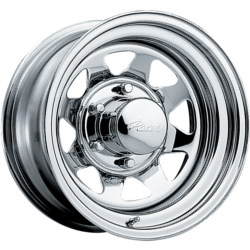 Pacer 315C CHROME SPOKE Chrome 15X7 5-127 Wheel