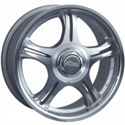 Primax 333 Machined 15X7 5-100 Wheel