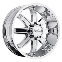 Milanni 446-KOOL WHIP 8 Chrome