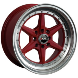 XXR 501 Red/Ml Wheel