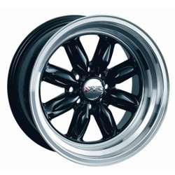 XXR 513 Black/Ml 16X7 4-114.3 Wheel