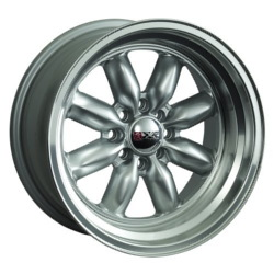 XXR 513 Hyper Silver/Ml 16X7 4-100 Wheel
