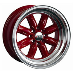 XXR 513 Red/Ml 15X7 4-114.3 Wheel