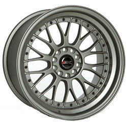 XXR 521 F-Gun Metal w/Black 18X10 5-114.3 Wheel