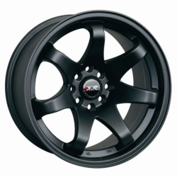 XXR 522 F-Black 19X10 5-114.3 Wheel