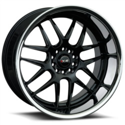 XXR 526 Black/Ssc 17X10 5-100 Wheel