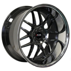 XXR 526 Chromium Black/Ssc 20X9 5-120 Wheel