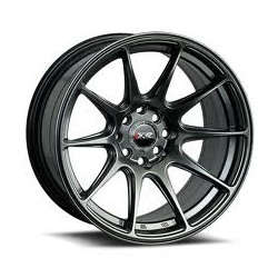 XXR 527 Chromium Black 18X9 5-114.3 Wheel
