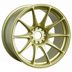 XXR 527 Gold 18X9 5-100 Wheel