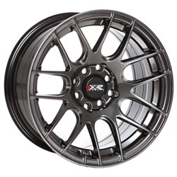 XXR 530 Chromium Black 19X11 5-114.3 Wheel