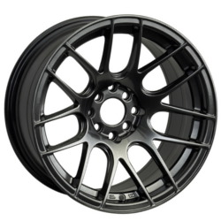 XXR 530 F-Black 19X9 5-100 Wheel