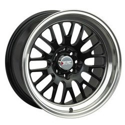 XXR 531 Black/Ml 17X8 4-114.3 Wheel