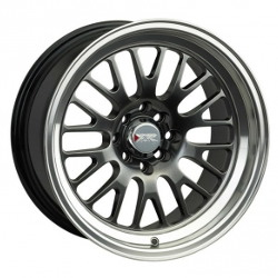 XXR 531 Chromium Black/Ml 19X11 5-120 Wheel