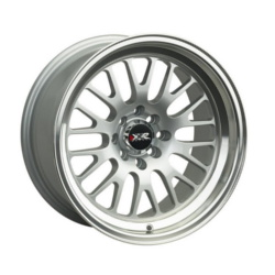 XXR 531 Hyper Silver/Ml 17X8 5-114.3 Wheel