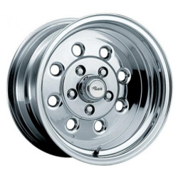 Pacer 531P - STROKER Polished 15X4 5-120.7 Wheel