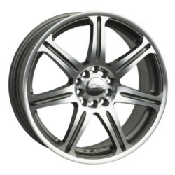 Primax 533 Machined 16X7 5-100 Wheel