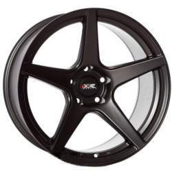 XXR 535 F-Black 18X10 5-100 Wheel