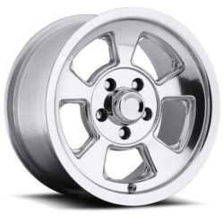 Pacer 541P R-WINDOW Polished 15X8 5-114.3 Wheel
