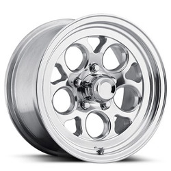 Pacer 561P TORCH Polished 15X7 5-114.3 Wheel