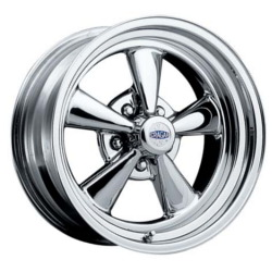Cragar 61C S/S Chrome 14X7 5-114.3 Wheel