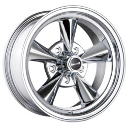 Ridler 675 Chrome 15X7 5-114.3 Wheel