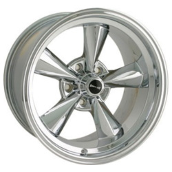 Ridler 675 Polished 17X8 5-120.7 Wheel