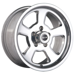 Ridler 685 Polished 15X7 5-120.7 Wheel