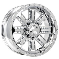 Gear Alloy 723C RWD Chrome 17X9 8-170 Wheel