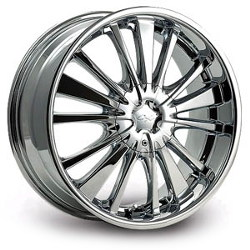 CX 816C CX16 Chrome Wheel