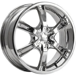 Cruiser Alloy 907C MAGNETO FWD Chrome