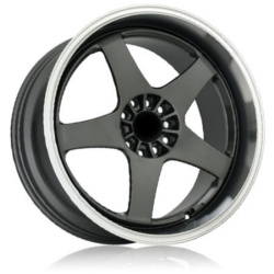 XXR 962 Gun Metal/Ml Wheel