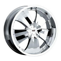 Avenue A527 Chrome 17X8 4-100 Wheel