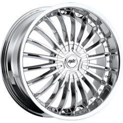 Avenue A602 Chrome 17X8 5-110 Wheel
