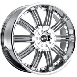 Avenue A603 Chrome 26X10 5-135 Wheel
