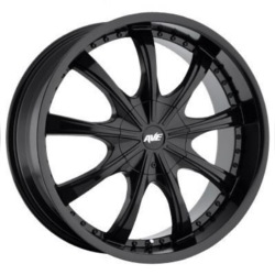 Avenue A605 Black Wheel