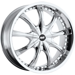 Avenue A605 Chrome 20X8 5-110 Wheel