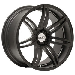 Axis ANGLE Matte Black 20X10 5-120 Wheel