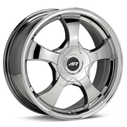 American Racing AR895 Bright Pvd 16X7 5-108 Wheel