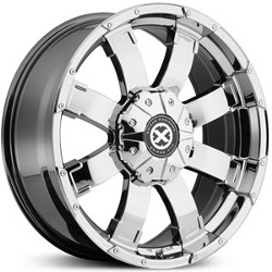 American Racing Atx AX191 Bright Pvd 20X9 5-112 Wheel
