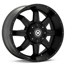 American Racing Atx AX192 Satin Black Wheel