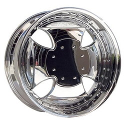 Strada BAD APPLE Chrome 20X9 5-135 Wheel