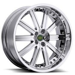 Redbourne BARON Chrome Wheel