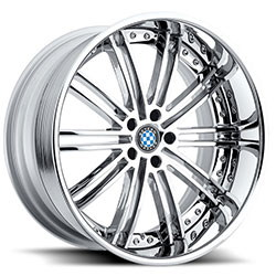 Beyern BAROQUE Chrome 22X11 5-120 Wheel