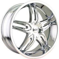 DIP BIONIC Chrome 22X9 5-112 Wheel