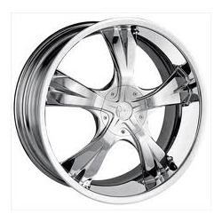 Mazzi BLADE Chrome 16X7 4-108 Wheel